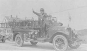History of the Veazie Fire Department